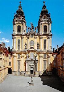 Stiftskirche Melk an der Donau, Kolomanhof, Church Eglise
