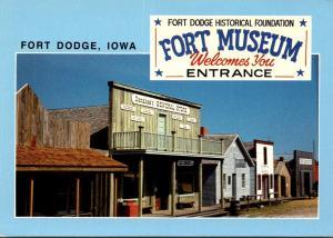 Iowa Fort Dodge Fort Museum