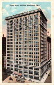 Ohio Cincinnati Union Trust Building 1921