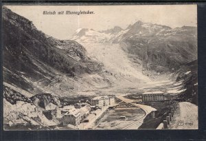 Gletsch Mit Rhongletscher,Munich,Germany BIN