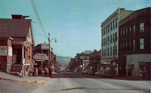 Rochester Pennsylvania Brighton Avenue Vintage Postcard J60741