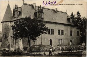 CPA   Stainville (Meuse) - Ancien Cháteau de Choiseul   (432093)