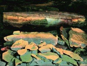 Giants Coffin Mammoth Cave Kentucky KY UNP 1910s Vtg Postcard