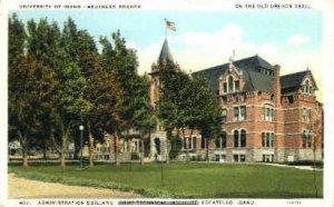 University of Idaho Administration Building - Pocatello