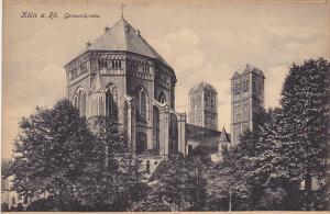 Germany Koeln Gereonskirche