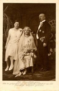 Dutch Royalty -  Royal Family, Silver Wedding Anniversary