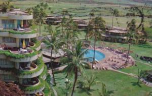 Hawaii Maui Sheraton Maui Resort Hotel Kaanapali Beach 1969