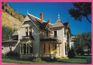 The Bowman White House Georgetown Colorado