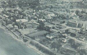 CAUGHNAWAGA , Quebec, Canada, 1930s ; Saint Francois-Xavier Mission