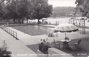 RP; GREEN LAKE, Wisconsin; The Pool, Northern Baptist Assembly, PU-1947