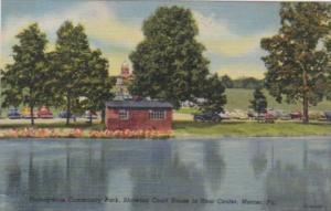 Peennsylvania Mercer Brandywine Community Park Curteich
