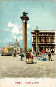CPA Venezia Piazzetta S.Marco . ITALY (497058)