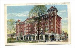 The Waldo Hotel, Clarksburg, West Virginia, 1920-1940s