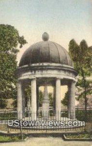 The Tomb At The Hermitage - Nashville, Tennessee