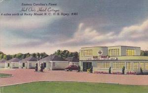 North Carolina Rocky MountHal Orrs Hotel Cottages