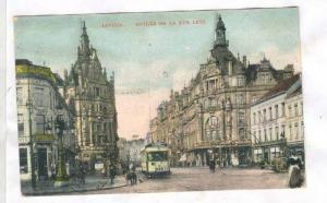 ANVERS, Entree de la Rue Leys, France, PU-1911