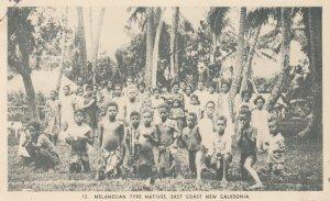 NEW CALEDONIA , 1910-30s ; Melanesian Natives