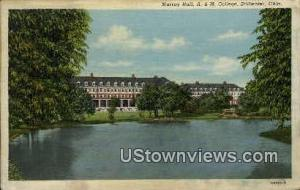 Murray Hall, A. & M. College Stillwater OK 1943