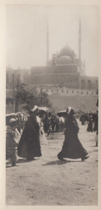 RP: EGYPT , 00-10s ; Cairo , View of the Citadel