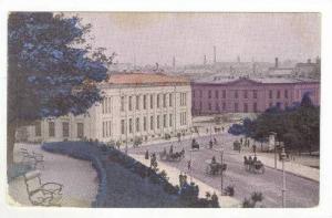 University Of Christiania, Norway, 1900-10s