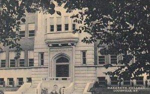 Kentucky Louisville Nazareth College Curteich