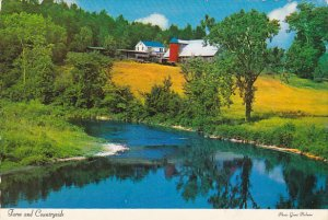 Canada Quiet Farm and Countryside