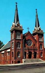 California Red Bluff Catholic Church
