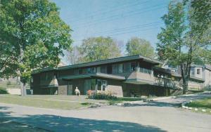 Georgian Manor, Penetang, Ontario, Canada, 1940-1960s