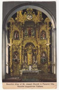 St Joseph Church, Panama City