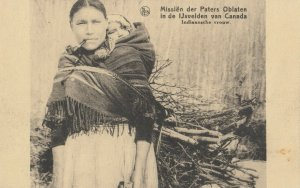 Eskimo & Indian Missions , Canada , 1910s ; View #22