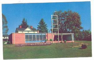 The Lutheran Church of the Good Shepherd, Brevard, North Carolina,  40-60s