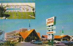 Florida Saint Petersburg Beach Motor Lodge and Restaurant With Pool