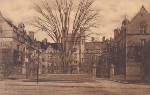 Connecticut New Haven Vanderbilt Hall Yale University