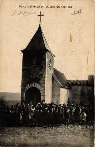 CPA Sanctuaire de N D. des Conches (472078)