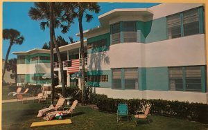 Vintage Causeway Apartments on Clearwater Beach, Florida