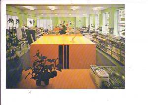 Mixed Media 10% Discount Postcard, McCaul Street, Toronto, Ontario, Interior