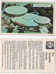 Scharfer Pavilion 1961-63 Worlds Fair