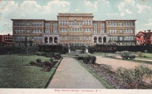 PROVIDENCE , Rhode Island , 1908 ; State Normal School