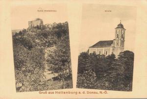 Germany Gruss aus Hollenburg a.d. Donau 02.12