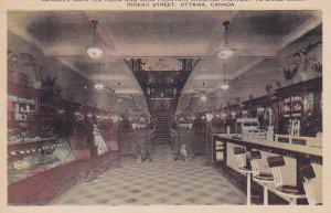 OTTAWA , Ontario , 00-10s ; Karson's Main Tea Room & Soda Fountain