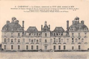 France Cheverny Le Chateau Castle Schloss