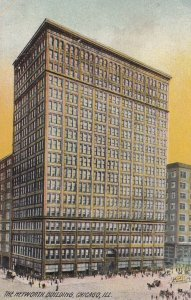CHICAGO , Illinois , 00-10s ; The Heyworth Building