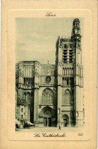 CPA Sens - La Cathedrale FRANCE (960859)