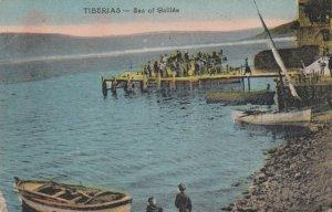 TIBERIAS , Israel , 00-10s ; Sea of Galilee