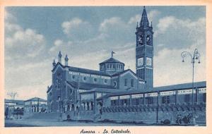 Asmara Africa, Afrika La Cattedrale Asmara La Cattedrale