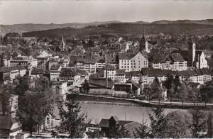 Switzerland Aarau Panorama Photo