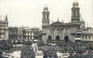 Melso Municipal de Frepasandaa Real Photo Montevideo Uruguay, South America U...