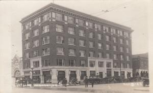 RP: MOOSE JAW , Saskatchewan , Canada , 1900-10s ; Scott Building