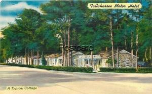 Advertising, Tallahassee Motor Hotel, Cottage