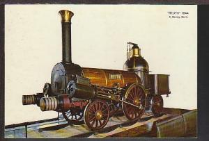 Beuth Locomotive Postcard BIN